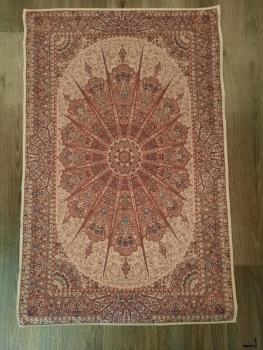 Ковер 20021.102 SIMAL - Розовый - Прямоугольник - коллекция Decovilla