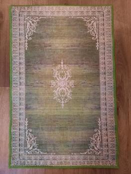 Ковер 21001.102 AGAH - Зеленый - Прямоугольник - коллекция Decovilla