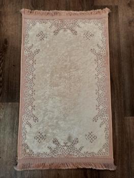 Ковер 21003.102 DANTEL - Розовый - Прямоугольник - коллекция Decovilla