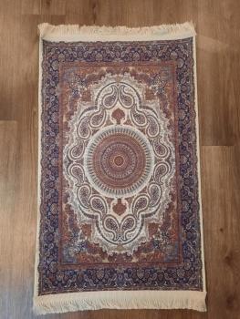 Ковер 21020.101 SAL - Светло-коричневый - Прямоугольник - коллекция Decovilla