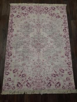 Ковер 22003.101 FOCA - Розовый - Прямоугольник - коллекция Decovilla