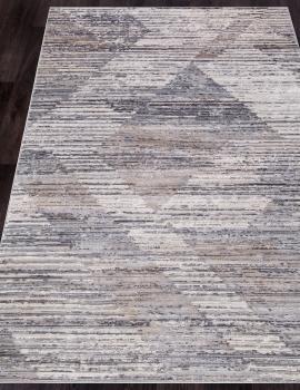 Ковер G501A - WHITE / D.VIZON - Прямоугольник - коллекция EFES