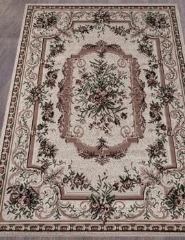Ковер 5439 - CREAM - Прямоугольник - коллекция GAVANA