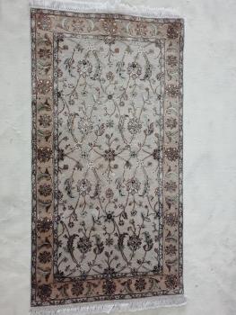 Ковер H.B.10 - BEIGE - Прямоугольник - коллекция Индия шерсть шелк 12x12