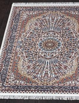 Ковер D517 - CREAM - Прямоугольник - коллекция ISFAHAN