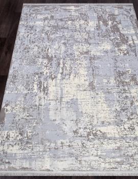 Ковер 47 - GRAY - Прямоугольник - коллекция LOUVRE