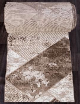 Ковровая дорожка 5024A - VIZON COKEN / BROWN - коллекция MARDAN