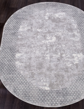 Ковер 9803 - ACIK GRI - Овал - коллекция MODA