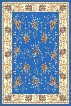 Ковер 5455 - NAVY - Прямоугольник - коллекция MORANO