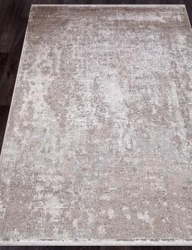 Ковер 1003A - C.BEIGE / D.GRAY - Прямоугольник - коллекция OLIMPOS