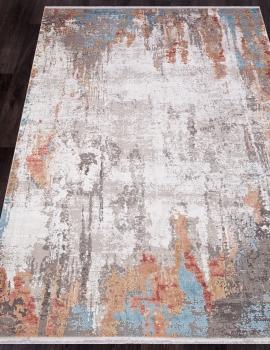 Ковер 1029B - C.BEIGE / TERRA - Прямоугольник - коллекция OLIMPOS