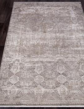 Ковер M204D - C.D.GRAY / O.BEIGE - Прямоугольник - коллекция OLIMPOS