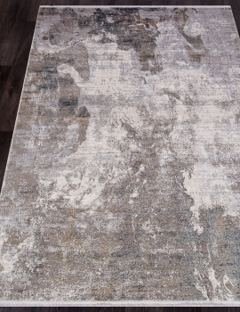 Ковер M293A - C.D.GRAY / ANTHRACIT - Прямоугольник - коллекция OLIMPOS