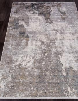 Ковер M293A - C.D.GRAY / ANTHRACITE - Прямоугольник - коллекция OLIMPOS