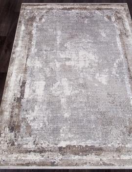 Ковер M298D - C.D.GRAY / O.BEIGE - Прямоугольник - коллекция OLIMPOS