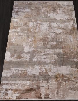 Ковер M412G - CREAM / BEIGE - Прямоугольник - коллекция OLIMPOS