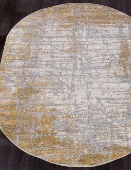 Ковер 5801D - BEIGE - Овал - коллекция OPERA