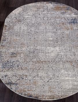 Ковер 5806A - IVORY - Овал - коллекция OPERA
