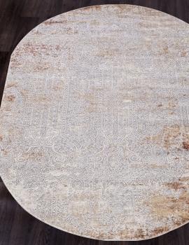 Ковер 5806B - CREAM - Овал - коллекция OPERA