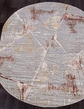 Ковер 5826A - TERRA - Овал - коллекция OPERA