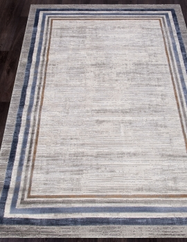 Ковер 5881A - SKY BLUE - Прямоугольник - коллекция OPERA