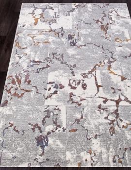 Ковер 7351A - L.GREY / L.GREY - Прямоугольник - коллекция PAMIR