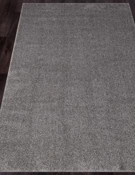 Ковер t600 - GRAY - Прямоугольник - коллекция PLATINUM