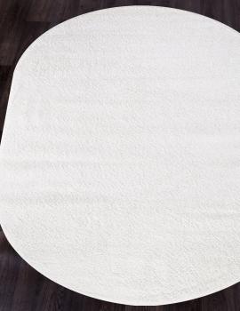 Ковер t600 - NATURAL - Овал - коллекция PLATINUM