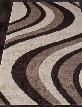Ковер t617 - BEIGE - Прямоугольник - коллекция PLATINUM