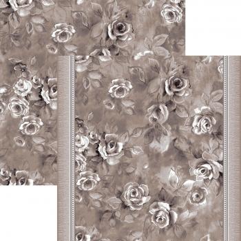 Ковровая дорожка p1611a2r - 100 - коллекция принт 8-ми цветная дорожка