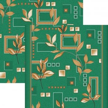 Ковровая дорожка p1166c5p - 36 - коллекция принт 8-ми цветное полотно