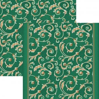 Ковровая дорожка p1243o4p - 36 - коллекция принт 8-ми цветное полотно