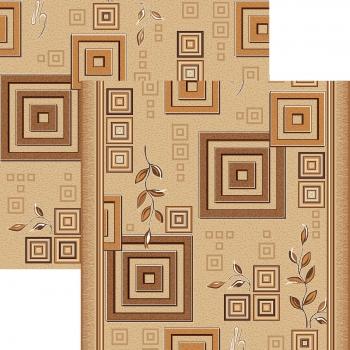 Ковровая дорожка p1257d2p - 43 - коллекция принт 8-ми цветное полотно