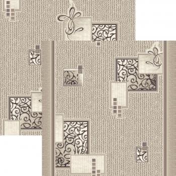 Ковровая дорожка p1548a6p - 100 - коллекция принт 8-ми цветное полотно