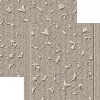 Ковровая дорожка p1566d6p - 100 - коллекция принт 8-ми цветное полотно