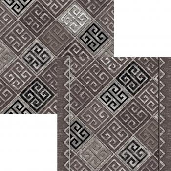 Ковровая дорожка p1698c4p - 100 - коллекция принт 8-ми цветное полотно