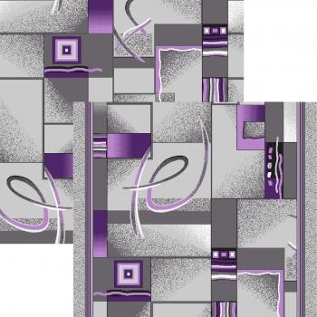 Ковер p1009d2p - 50 - Прямоугольник - коллекция принт обр 8-ми цветное полотно