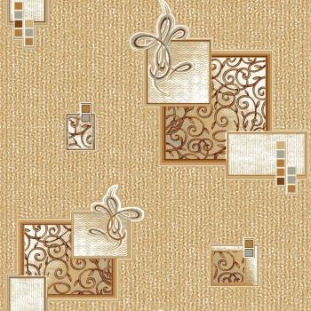 Ковер p1548a2p - 34 - Прямоугольник - коллекция принт обр 8-ми цветное полотно