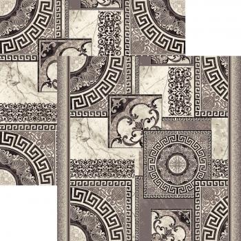 Ковер p1559a1p - 100 - Прямоугольник - коллекция принт обр 8-ми цветное полотно