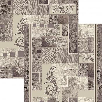 Ковер p1604a2r - 100 - Прямоугольник - коллекция принт обр 8-ми цветное полотно