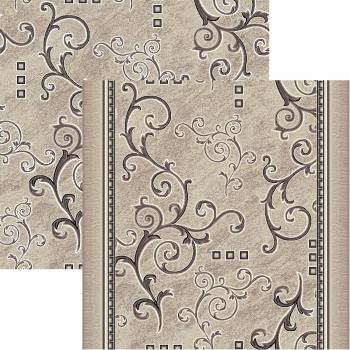 Ковер p1612a2p - 100 - Прямоугольник - коллекция принт обр 8-ми цветное полотно
