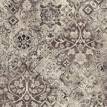 Ковер p1711b5p - 100 - Прямоугольник - коллекция принт обр 8-ми цветное полотно