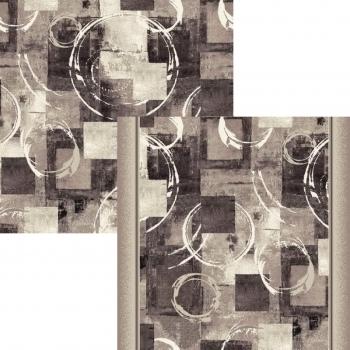 Ковер p1812a5p - 100 - Прямоугольник - коллекция принт обр 8-ми цветное полотно
