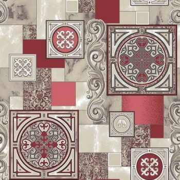 Ковер p2049a2p - 104 - Прямоугольник - коллекция принт обр 8-ми цветное полотно