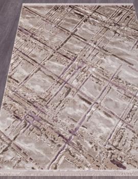 Ковер O0272 - 050 PURPLE - Прямоугольник - коллекция REGINA
