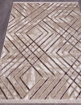 Ковер O0275 - 050 PURPLE - Прямоугольник - коллекция REGINA