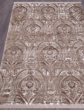 Ковер O0278 - 080 BROWN - Прямоугольник - коллекция REGINA