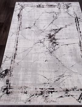 Ковер 17103 - L.GREY / D.GREY - Прямоугольник - коллекция ROXANNE