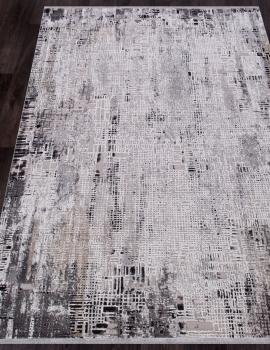 Ковер 17104 - L.GREY / D.GREY - Прямоугольник - коллекция ROXANNE