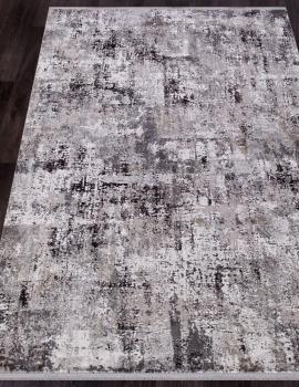 Ковер 17105 - L.GREY / D.GREY - Прямоугольник - коллекция ROXANNE